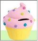 ceramic cupcake bank
