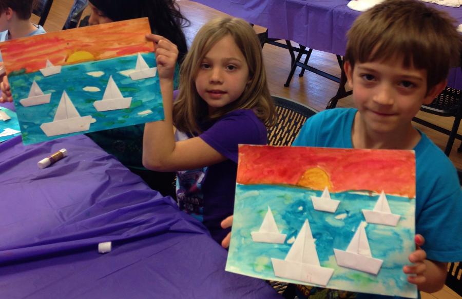 ART-ventures for Kids Canvas Painting Parties